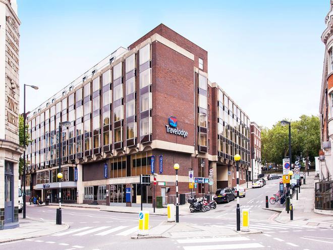 伦敦国王十字皇家苏格兰旅游宾馆 - 伦敦 - 建筑