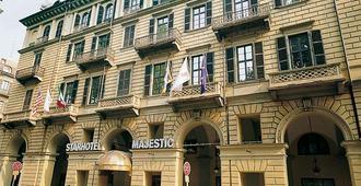 马捷斯特星级酒店 - 都灵 - 建筑
