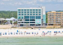最佳西方Premier海潮酒店 - 橘子海滩 - 建筑