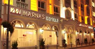 马那斯酒店 - 伊斯坦布尔 - 建筑