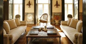 帕拉西奥瑞和特酒店 - 里斯本 - 客厅