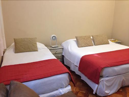 巴利阿里酒店 - 圣地亚哥 - 睡房