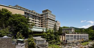 定山溪鹿之汤温泉酒店 - 札幌 - 建筑
