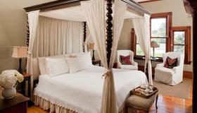 卡特酒店 - 尤里卡 - 睡房
