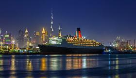 伊丽莎白皇后2号酒店 - 迪拜 - 建筑