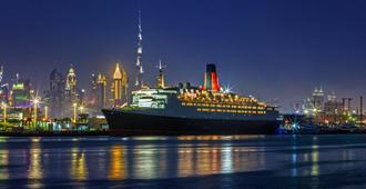 伊丽莎白女王 2 号酒店 - 迪拜 - 建筑