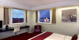 里兹丽亭酒店 - 利兹 - 睡房