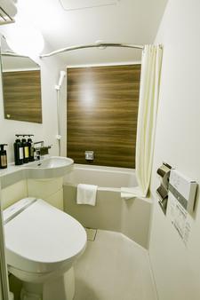 上野宝石饭店 - 东京 - 浴室