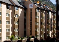 安道尔中心最佳酒店 - 安道尔城 - 建筑