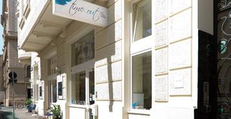 超时维也纳城市酒店 - 维也纳 - 建筑