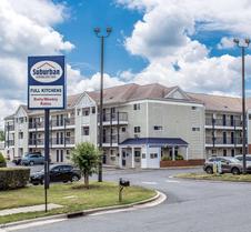 夏洛特巴兰坦郊区长住公寓酒店