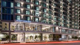 凯悦中心布里克尔-迈阿密酒店 - 迈阿密 - 建筑