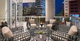 凯悦中心布里克尔迈阿密酒店 - 迈阿密 - 阳台