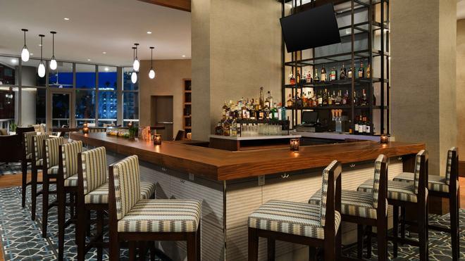 凯悦中心布里克尔-迈阿密酒店 - 迈阿密 - 酒吧