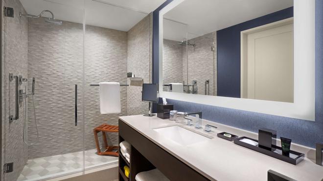 凯悦中心布里克尔-迈阿密酒店 - 迈阿密 - 浴室