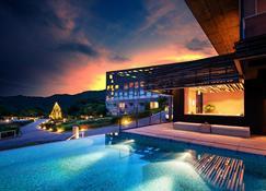 长崎花园露台酒店及度假村 - 长崎市 - 游泳池