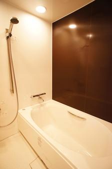 神户广场酒店 - 神户 - 浴室