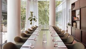 东乡村设计酒店 - 纽约 - 餐馆