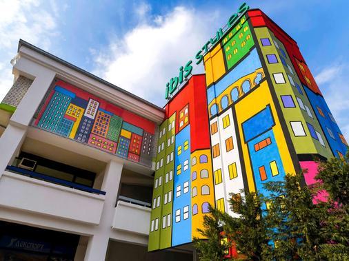 宜必思尚品斯科普里酒店 - 斯科普里 - 建筑