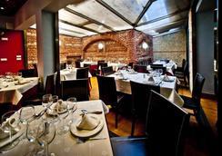 卡斯蒂利亚伯爵酒店 - 塞哥维亚 - 餐馆