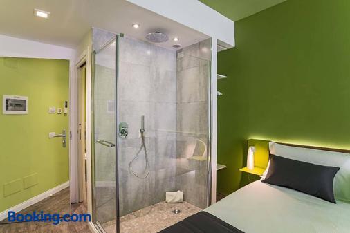 瑞皮塔瑞莱斯酒店 - 罗马 - 浴室
