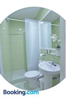 马德里内尔森旅馆 - 马德里 - 浴室