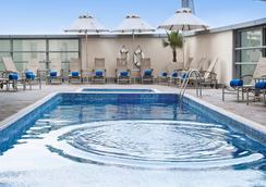 迪拜华威酒店 - 迪拜 - 游泳池