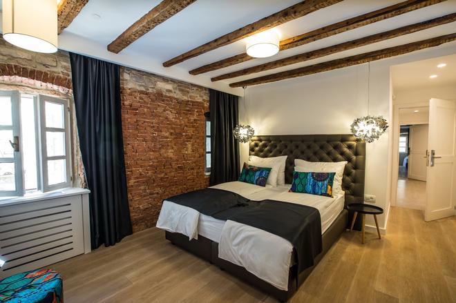 斯帕拉多奢华客房住宿加早餐旅馆 - 斯普利特 - 睡房