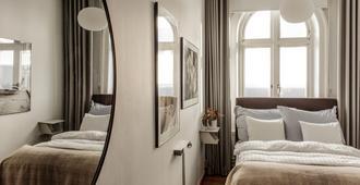 贝提酒店 - 马尔默 - 睡房