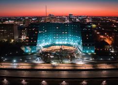 濱河宮酒店 - 哈萨克 - 户外景观