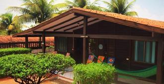 阳光旅馆 - 费尔南多·迪诺罗尼亚群岛 - 户外景观