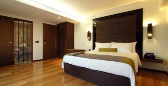 瑞典语设计酒店 - 孟买 - 睡房