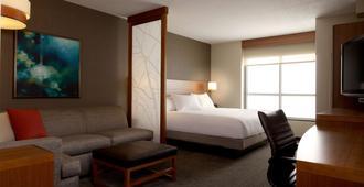 夏洛特市中心君悦酒店 - 夏洛特 - 睡房