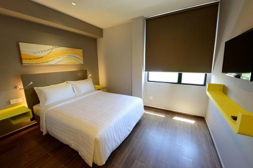 槟城辉光酒店 - 乔治敦 - 睡房