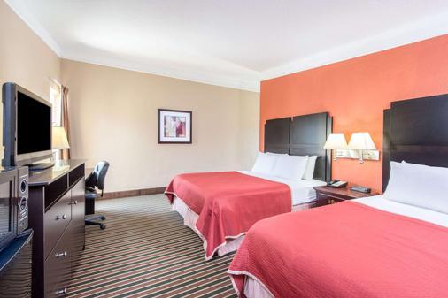 查尔斯湖历史区豪生酒店 - 查尔斯湖 - 睡房