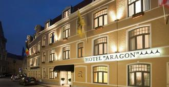 阿拉贡酒店 - 布鲁日 - 建筑