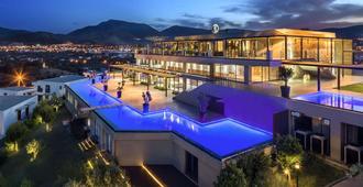 博德鲁姆华美达度假酒店 - 博德鲁姆 - 建筑