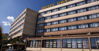 格兰德酒店 - 萨拉热窝 - 建筑