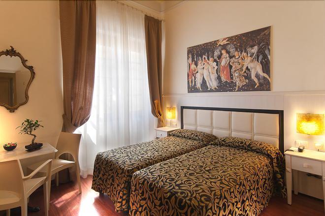 佛罗伦萨食宿酒店 - 佛罗伦萨 - 睡房