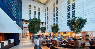 伦敦希思罗机场万豪酒店 - 海斯 - 大厅