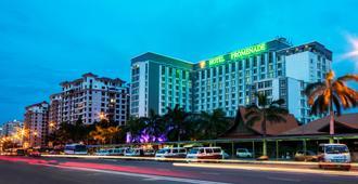 亚庇凯城酒店 - 亚庇 - 建筑
