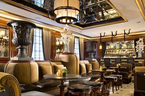 贝尔蒙香榭丽舍大街酒店 - 巴黎 - 酒吧