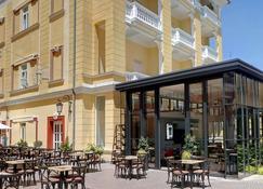 加尔登尼亚酒店 - 奥帕提亚 - 建筑
