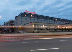 格但斯克斯堪迪克酒店 - 格但斯克 - 建筑