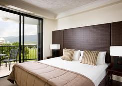 曼特拉滨海酒店 - 凯恩斯 - 睡房