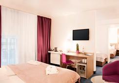 尼古拉公寓酒店 - 柏林 - 睡房