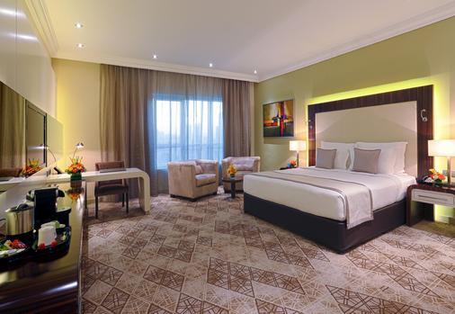 阿瑞斯广场酒店 - 迪拜 - 睡房