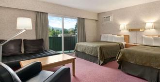 霍普旅程酒店 - 霍普 - 睡房
