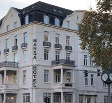 汉莎威斯巴登幸运酒店