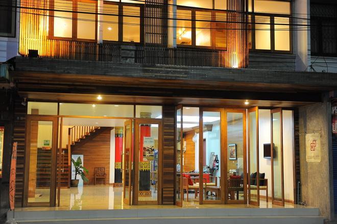 素卡森酒店 - 楠府 - 建筑